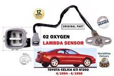 FOR TOYOTA CELICA 2.0 GTI ST202 3S-GE 4/1994-6/1996 NEW 02 OXYGEN LAMBDA SENSOR