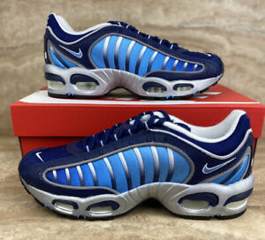 Nike Air Max Tailwind IV 4 Running Shoes Blue Void University Mens Sneakers