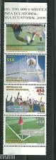 Equatorial GUINEA ECUATORIAL Edifil # 422/425 ** MNH Futbos C.A.N.
