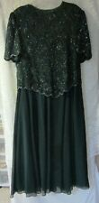 New listing Vintage Beaded sheer skirt dress size 2X by Brilliante