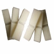 6 x Compatible Foam Filter Pads Suitable For Fluval FX4 FX5 FX6 External Filters