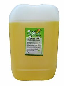 Enviro Clean Citrus-Based Cleaner & Degreaser Fast Acting For Multi-Purpose -25L