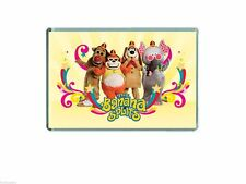 THE BANANA SPLITS RETRO 60's TELEVISION NOSTALGIA JUMBO COLOUR Fridge Magnet