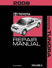 toyota vehicle repair manuals literature ebay rh ebay com 2005 toyota tundra owner manuals for sale Toyota Tundra Repair