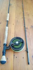 G Loomis GLX 13wt Saltwater Fly rod And Abel #4.5 AR Anti Reverse fly reel