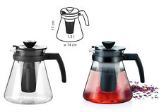 Imperdibile teiera infusiera caraffa thè tè tisane infusi per forno a microonde