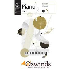 AMEB Piano Series 18 Grade Two 2018 - The Latest Edition Grade 2