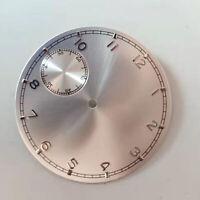 Pièces cadran montre cadran 37mm pour accessoires mouvement ETA 6497 MAR-G 3600