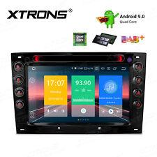 Android 9.0 Autoradio DVD GPS Navi Bluetooth 5.0 Wifi DAB+ für Renault Megane II