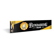 Bundaberg Rum Bundy Jumbo Bumper Sticker Man Cave Bar Car Garage Christmas Gift
