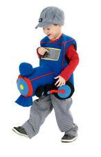 Boys Train Engine Infant Halloween Costume size 2T-4T
