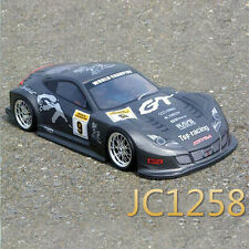 RC 1:10 Scale On-Road Drift Car Painted PVC Body Shell 190MM,Body Shell 6
