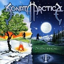 SONATA ARCTICA (HEAVY METAL) - SILENCE [BONUS TRACKS] USED - VERY GOOD CD