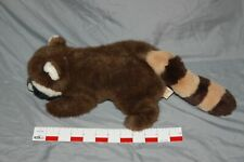 "Westcliff Collection Raccoon Body 12""  tail added 8"""