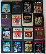 Lot of 16 Atari 2600 Games #2