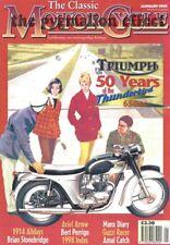 Ariel Arrow Triumph Thunderbird Alldays Matchless 250cc DOHC Moto Guzzi racer