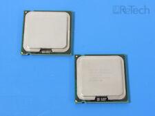 Lot of 2 Intel Core 2 Quad Q9505 Q8200S LGA 775 SLGYY SLG9T Processor WORKING