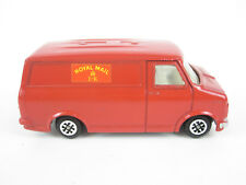Dinky Toys 410 Bedford Royal Mail Delivery Van Dark Red England NR MINT COND