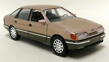 Schabak 1/25 Scale Ford Scorpio Granada Metallic Gold Vintage Diecast model car