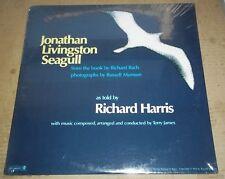 Richard Harris JONATHAN LIVINGSTON SEAGULL (Richard Bach) -  Dunhill SEALED