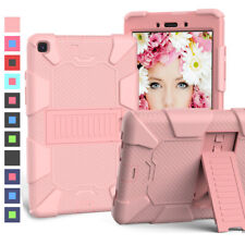 For Samsung Galaxy Tab A 10.1 T510 8.0 T290 2019 Hybrid Rubber Tough Case Cover