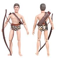 Tarzan Retro 8 Inch Action Figures: Korak [Loose in Factory Bag]