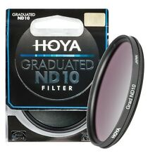 Hoya 77MM Graduated ND10 Neutral Density Filter. U.S. Authorized Dealer