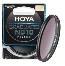 Hoya 58MM Graduated ND10 Neutral Density Filter. U.S. Authorized Dealer