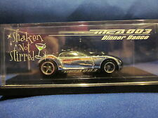 Hot Wheels 2003 MEA Dinner Dance Employee Shaken Not Stirred