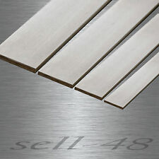 V2A Edelstahl Flachstahl Oberfl/äche blank L/änge 500 mm Abmessungen 30 x 4 mm