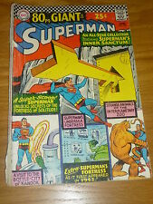 SUPERMAN - 1nd Series - No 187 - 06/1966 - DC Comics