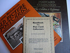 Postcard Collecting Books Paper Ephemera Collectible Diy Vintage Reference 1949
