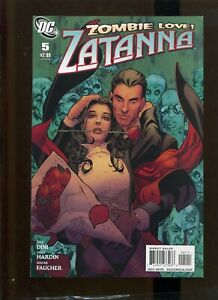 ZATANNA #5 (9.2)NM- DOUBLE OR NOTHING!! 2010