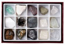 MINERAL SCIENCE KIT Educational Toys Geology Rock Digging set Active Play NEW
