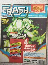60400 Issue 77 Crash Magazine 1990