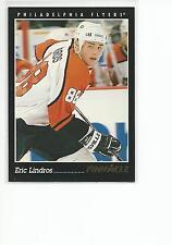 ERIC LINDROS 1993-94 Pinnacle Hockey card #1 Philadelphia Flyers NR MT