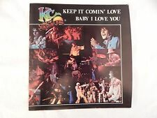 "KC & The Sunshine Band ""Keep It Comin' Love"" PICTURE SLEEVE! ONLY NEW COPY eBAY!"