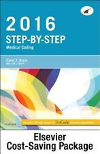 Step-By-Step Medical Coding 2016 Edition - Text and Workbook P
