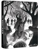 El Hombre Lobo: Colección de Alex Ross - Steelbook Blu-ray (NUEVO PRECINTADO)