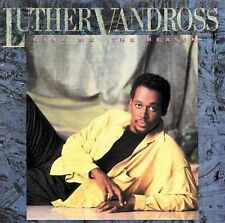 Give Me The Reason; Luther Vandross 1986 CD, R&B Pop, Stop To Love, Sony Legacy