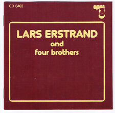 audiophile jazz vibes CD  Lars Erstrand and Four Brothers Opus 3 8402 Swedish