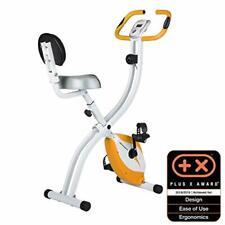 Vélo Appartement Ultrasport Dossier Ordinateur Application Mixte LCD Fitness