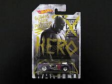 Hot Wheels Batman Vs Superman Dawn Of Justice Series Overbored 454 Chase Car