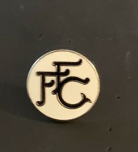 Fulham Fc pin badge