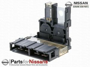 Genuine Nissan 120 amp Battery Fusible Link Connector Fits Many
