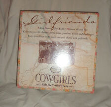 Cowgirls a Game of Friendship & Discovery 2-6 Players Age 18+ Girllfriends Toy
