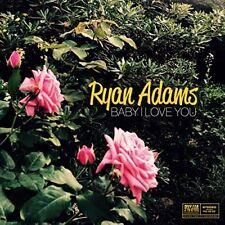"RYAN ADAMS-Baby I Love You (NEW 7"" pink vinyl single)"
