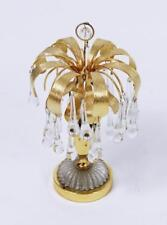 Stunning  Vintage Murano Glass Tear Drop Table Lamps by Palwa, Germany, 1960s