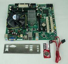 Intel DG31PR Micro ATX Socket 775 SATA Motherboard System Board Core 2 E7400 2.8