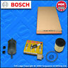 SERVICE KIT for VAUXHALL VECTRA B 1.8 16V OIL AIR FUEL FILTER PLUGS (1995-2002)